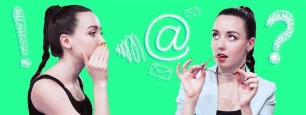 Utilisez plutôt le temps que vous rédigez des courriels et des messages pour publier du contenu précieux