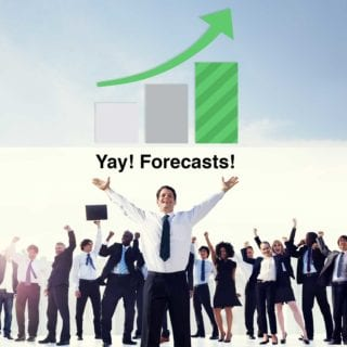 Stop risking your business with forecasts