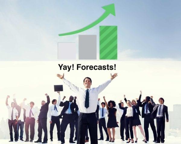 Smetti di rischiare il tuo business con le previsioni